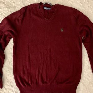 Ralph Lauren Men's sweater- medium